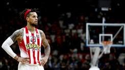 Basket Eurolega, Hackett trema: ginocchio ko?