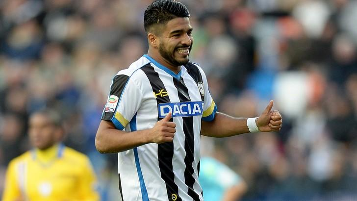 Calciomercato Udinese, ceduti Aguirre e Iturra