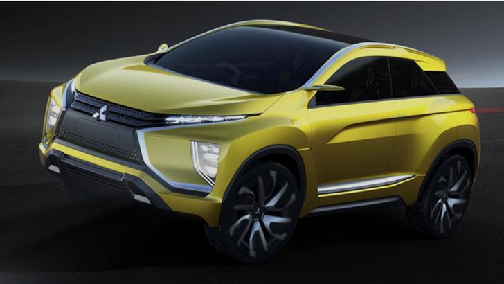 Mitsubishi: nuovo SUV atteso a Ginevra