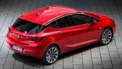 Opel Astra: la prova su strada