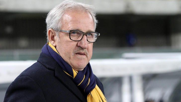 Serie A, Delneri: «Il Verona corre e ha fame»