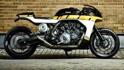 """Yamaha: la VMAX """"special"""" ha l'anima dragster"""
