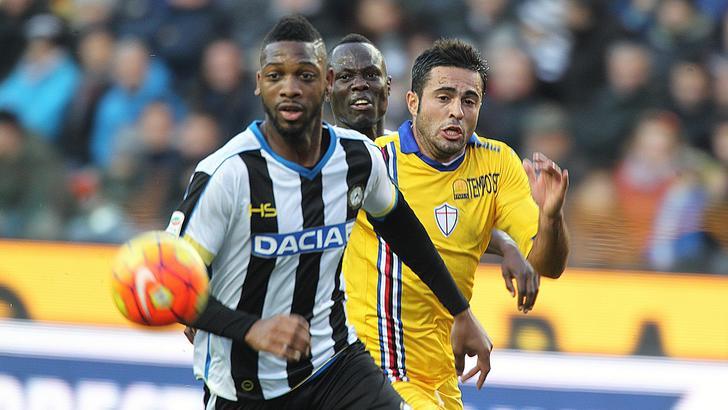 Serie A Udinese, rientrano Danilo e Wague