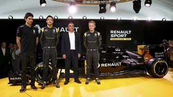 F1 Renault, Palmer: «Tutto è possibile nel 2016»