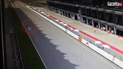 MotoGp, sensori di pressione dal primo Gran Premio