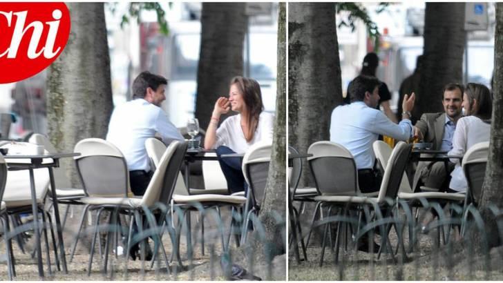 Andrea Agnelli: «Io e Deniz siamo innamorati». Calvo basito, Emma si alzò e uscì dal ristorante