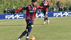 Serie A Bologna, Rossettini-Mirante: lesioni muscolari