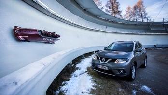Nissan X-Trail: il SUV diventa... bob
