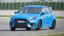 Ford Focus RS: la principessa azzurra è cattiva