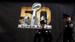 Super Bowl: record di spettatori per la 50ª edizione