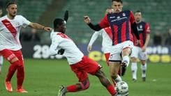 Serie B il Crotone torna in vetta. Bari ko a testa alta