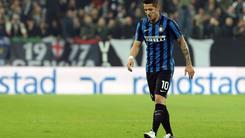 Serie A Inter, risentimento ai flessori per Jovetic: niente Verona