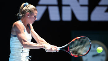 Tennis, Fed Cup: Sara Errani perde nel secondo turno, Italia-Francia 1-1
