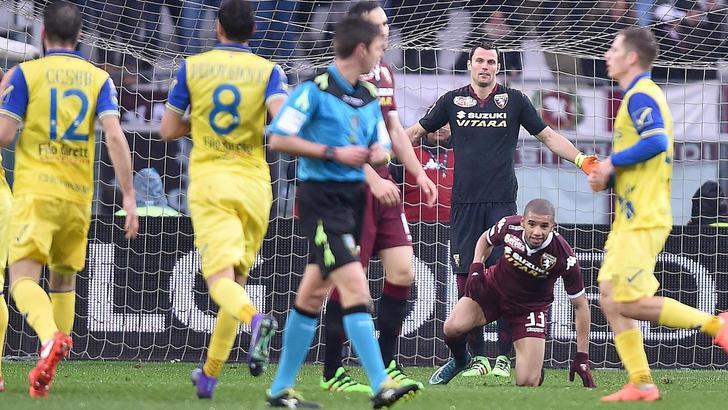 Diretta Torino-Chievo: 1-2