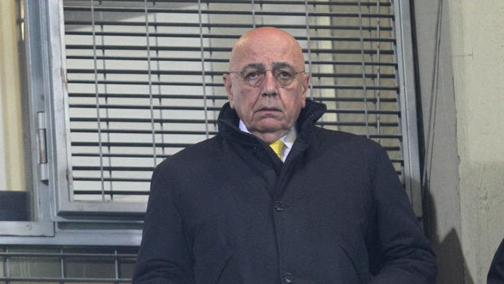 Galliani: Milan? Chiedete a Fininvest