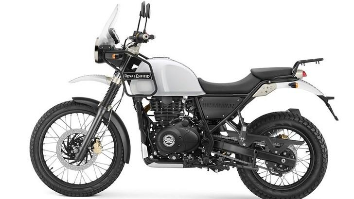 Royal Enfield Himalayan: scalatrice low cost