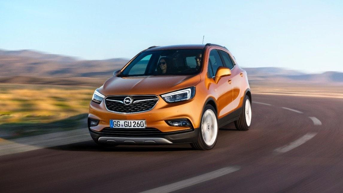 Nuova Opel Mokka X, avventure hi-tech al Salone di Ginevra