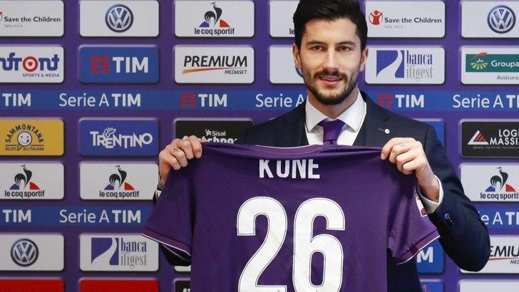 Calciomercato Kone: «La Fiorentina è da terzo posto»