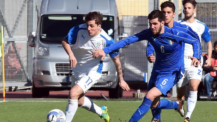 Nazionale Under 21: amichevole Azzurrini-B Italia 5-2