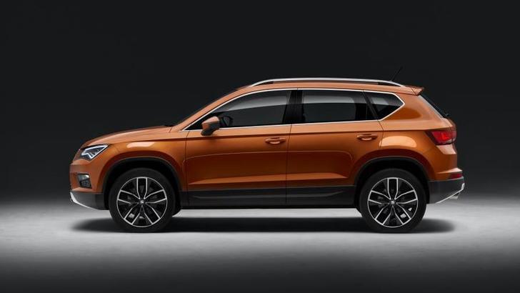 Nuova Ateca, il primo SUV Seat al Salone di Ginevra