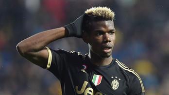 Juventus, Pogba: «Uno schiaffo non essere primi»