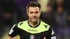 Serie A Juventus-Napoli, tocca a Orsato: Rizzoli infortunato