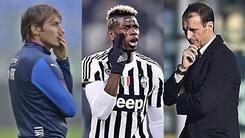 Juventus, i tabloid inglesi:«Conte ha chiesto al Chelsea l'acquisto di Pogba»