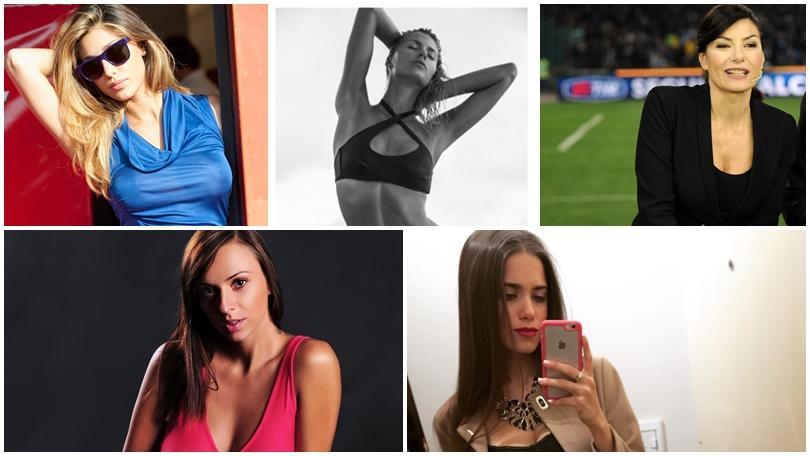Juventus-Napoli, donne da primato: è sfida anche a colpi di Wags