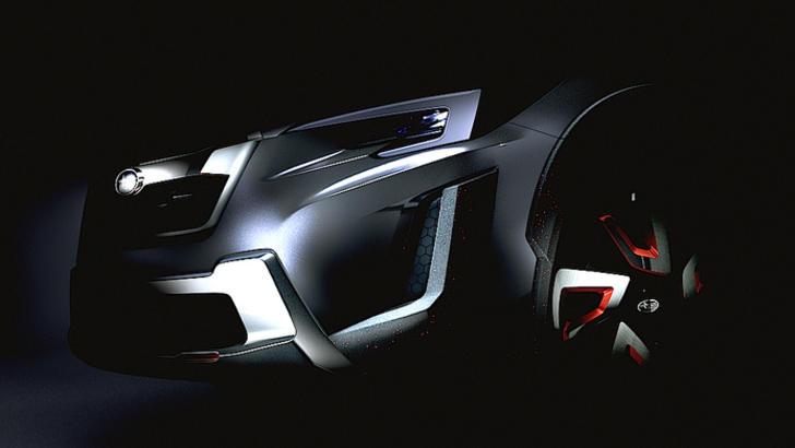 Subaru a Ginevra tra restyling e concept