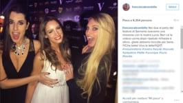Sanremo Hot: Brambilla, Javorcekova e Vignali surriscaldano la kermesse
