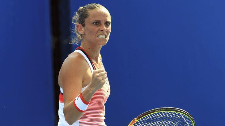 Tennis, San Pietroburgo: Roberta Vinci in semifinale