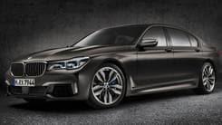 "BMW M7, una ""limo"" da 600 cv al Salone di Ginevra 2016"