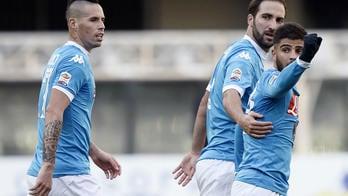 Serie A Napoli, tutti diponibili contro la Juventus