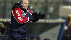 Serie A Carpi, Castori: «Questa Roma è una squadra forte»