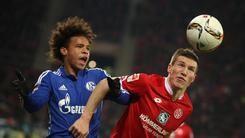 Bundesliga: Mainz-Shalke 04 2-1