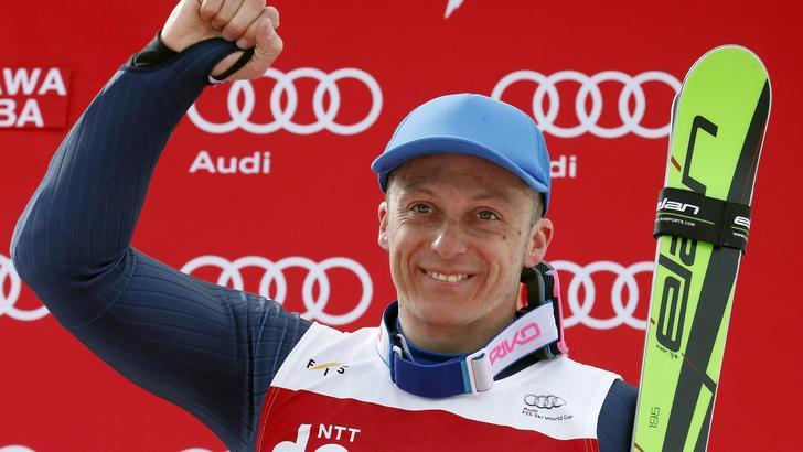 Sci Cdm, Blardone terzo a Naeba: è l'ultima stagione per l'azzurro