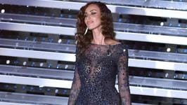 Sanremo 2016, Madalina Ghenea: tornano le trasparenze