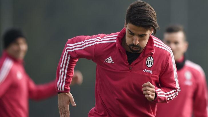 Juventus: rifinitura allo Stadium. Provato Khedira, Morata-Dybala in attacco