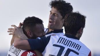 Serie B, Il Cagliari va in fuga: Crotone fermato dalla Pro, pareggia il Novara