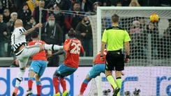 Diretta Juventus-Napoli: la decide Zaza all'87', bianconeri primi