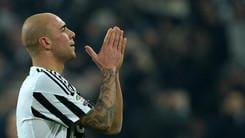 Juventus-Napoli; Zaza, l'ingresso in campo e il gol: così diventa eroe per una notte