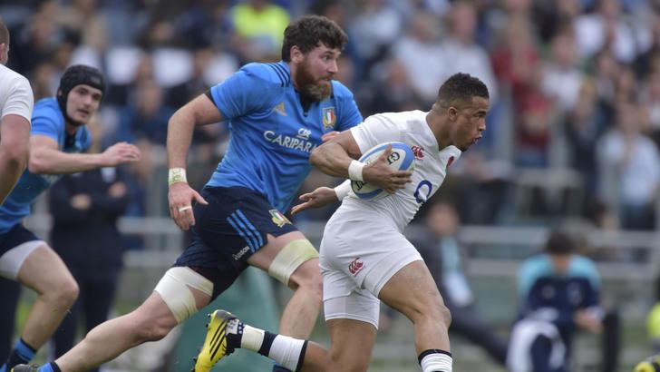 Rugby 6 Nazioni: Italia-Inghilterra 9-40, un passo indietro