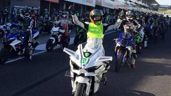 Kawasaki a 385 km/h: più veloce di F1 e MotoGP