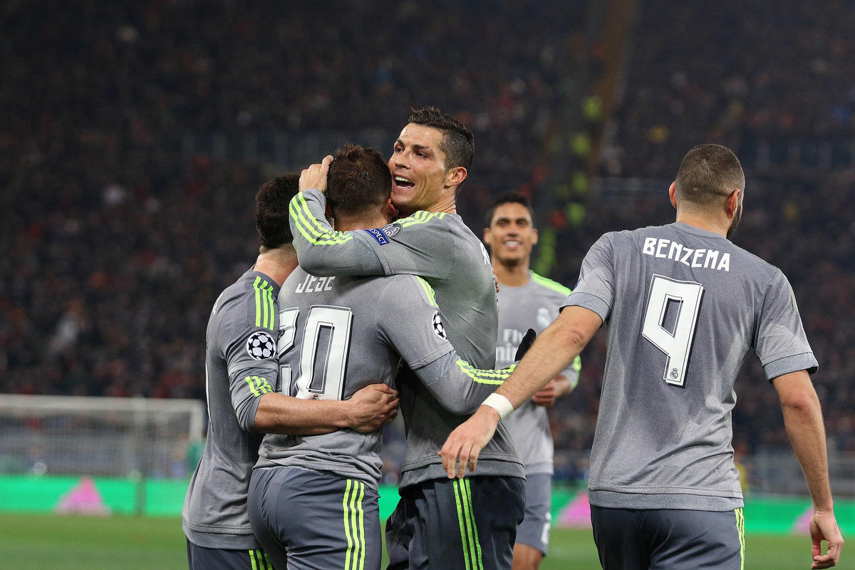 Champions League, Roma-Real Madrid 0-2: Ronaldo e Jesé puniscono i giallorossi