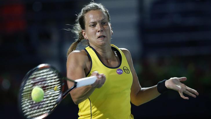 WTA Dubai, Strycova in finale con Errani