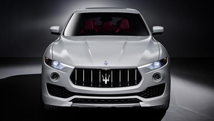 Maserati Levante, la svolta SUV del Tridente