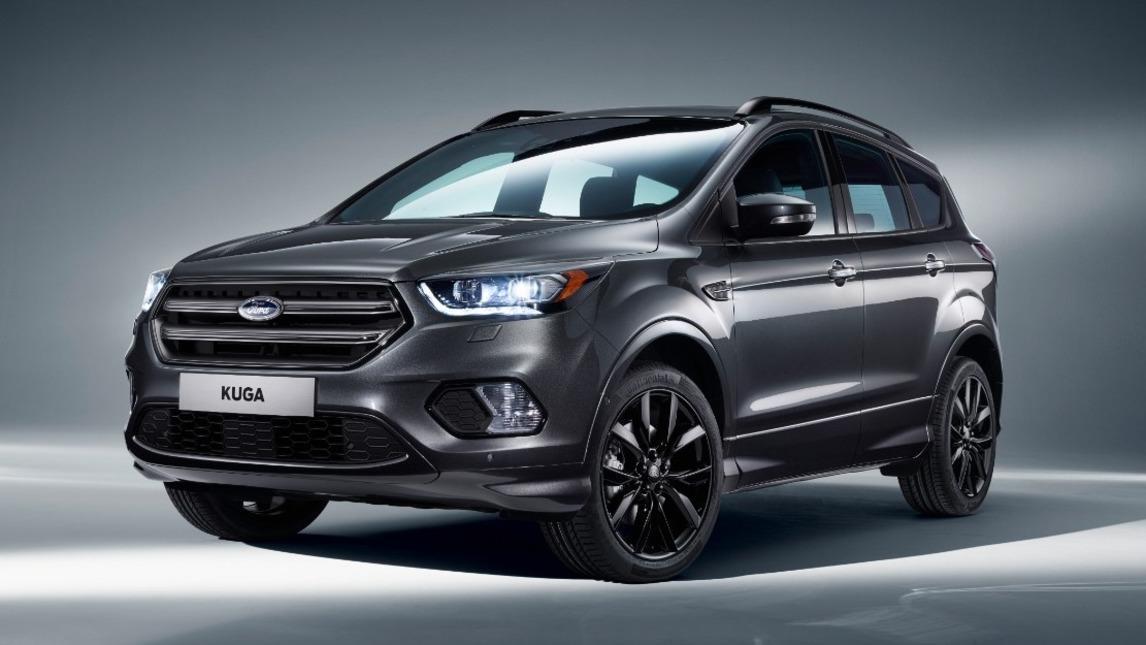 Nuova Ford Kuga, arriva nel 2017 con Sync3