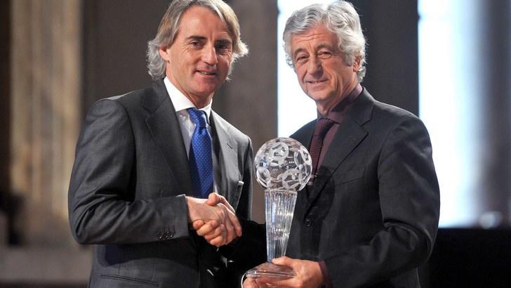 Mancini e Vialli nella Hall of Fame del calcio italiano