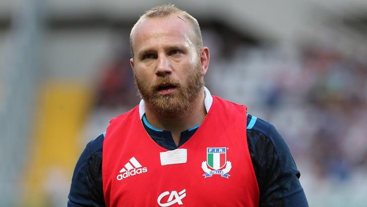 Rugby 6 Nazioni, Ghiraldini: «Con la Scozia per vincere»
