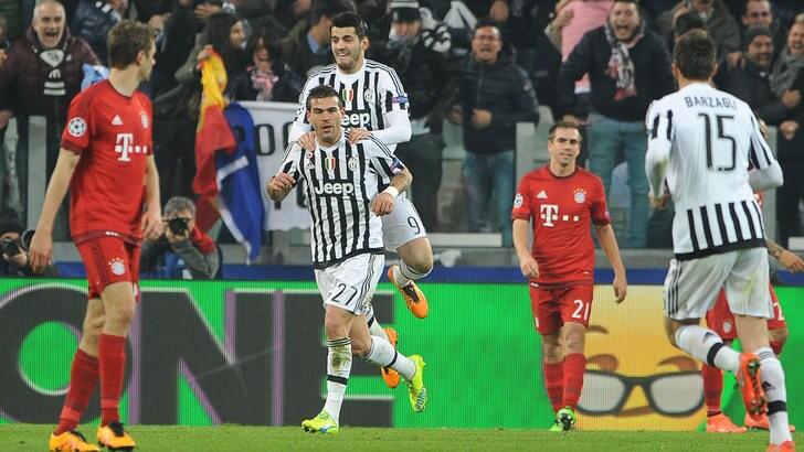 Dybala-Sturaro cuore Juventus: 2-2. E i gol del Bayern erano irregolari